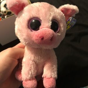 Other - Pig Beanie Boos